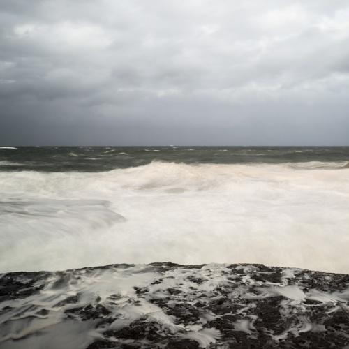 """ playa negra. invierno "". 2019"