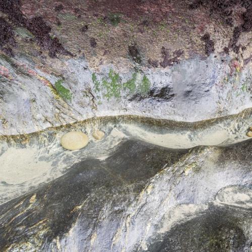 abstracto la mar.-sea abstrac-.