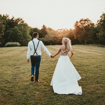 Wedding at Chateau de la Valouze