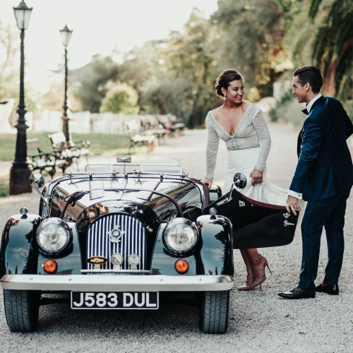 Wedding at Château Saint Georges