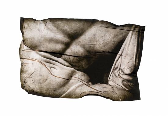 escultura- pecho