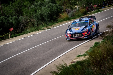 5.Thierry Neuville SS17 Riudecanyes