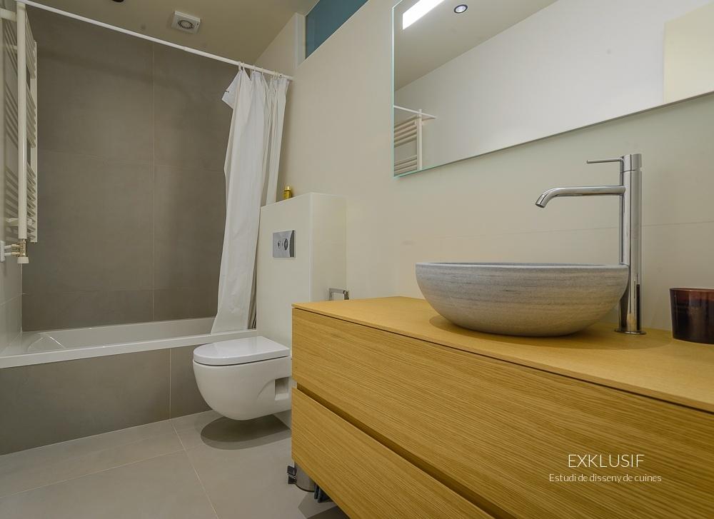 Els nostres banys - EXKLUSIF, Estudi de disseny de cuines