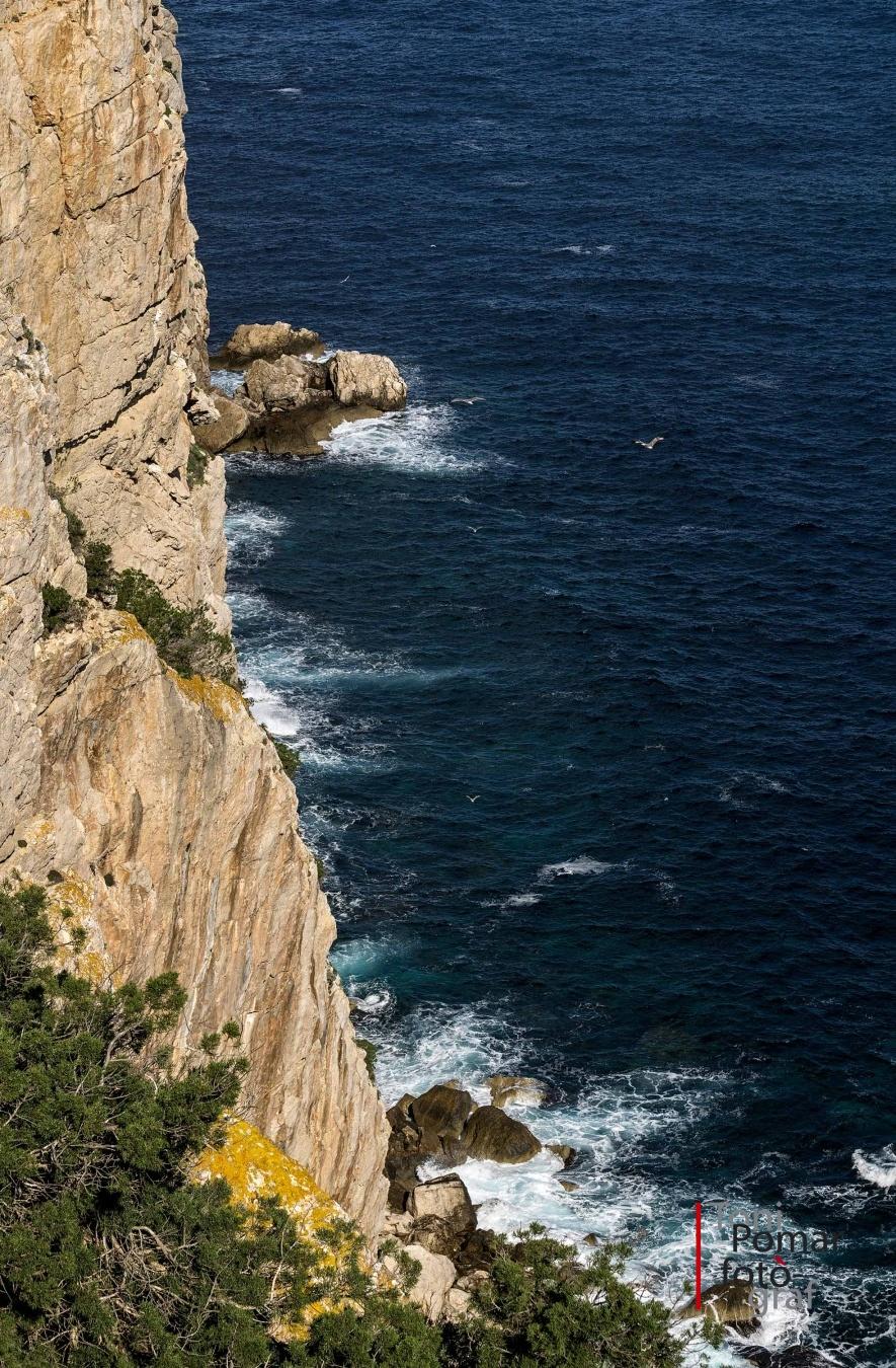 Punta de sa Torre - A cel obert - Toni Pomar. A cel obert