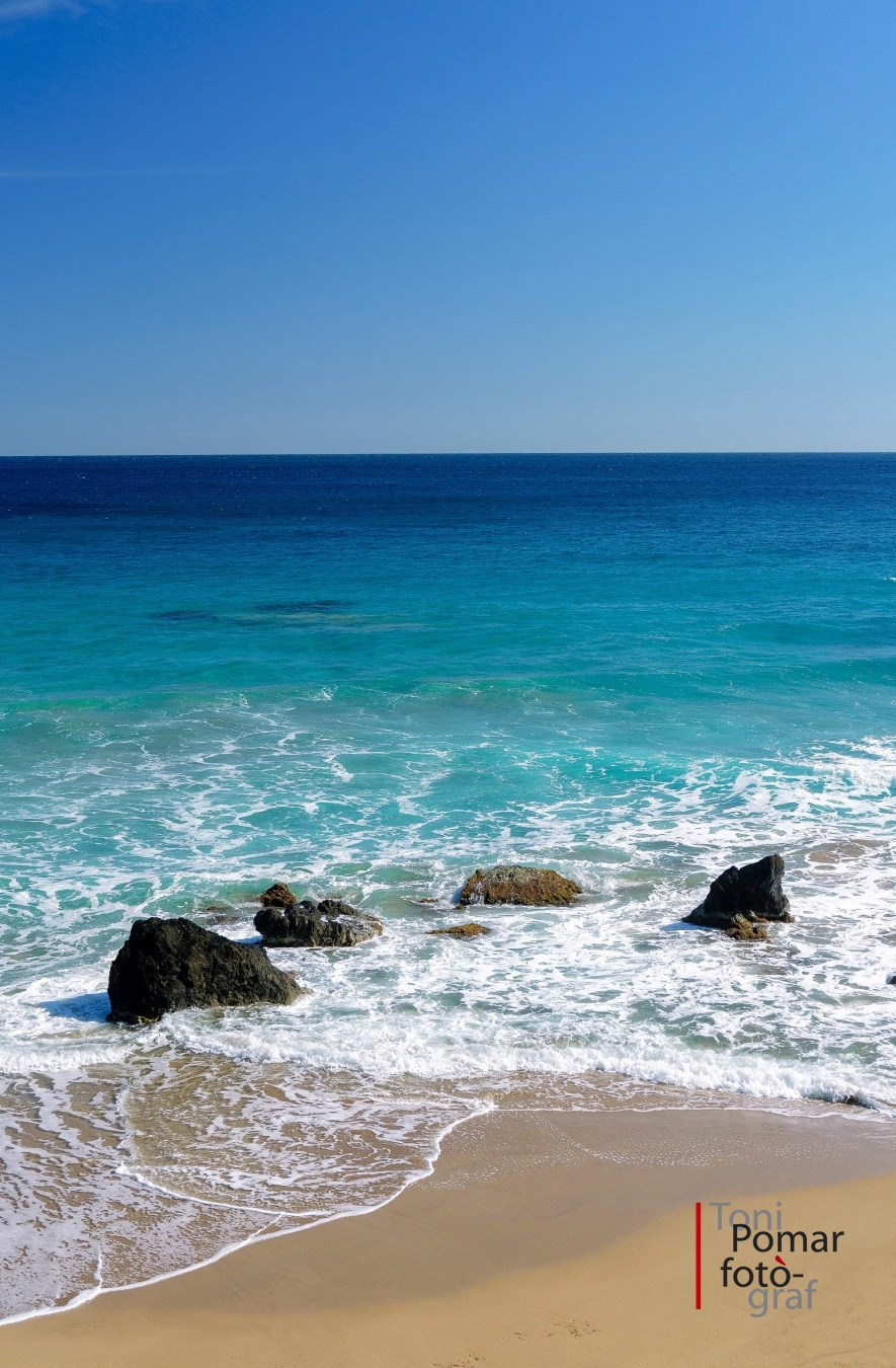 S'Aigua Blanca - A cel obert - Toni Pomar. A cel obert