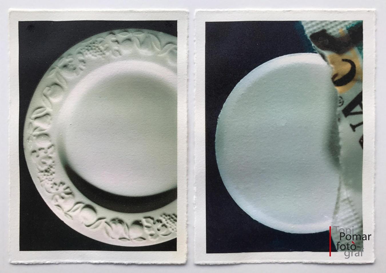 C - Plat blanc   c - Aspirina C - Alfabet - Toni Pomar. Alfabet