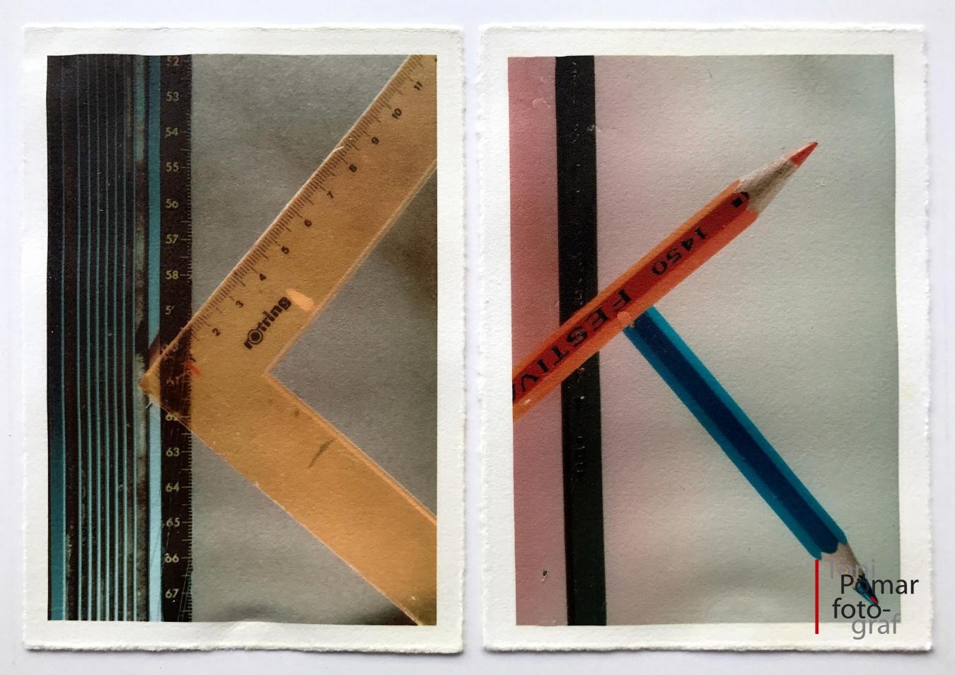 K - Regla d'alumini i escaire de plàstic   k - Els llapis de colors de n'Anna - Alfabet - Toni Pomar. Alfabet