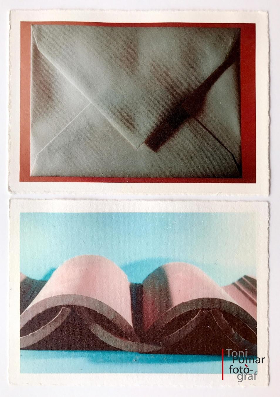 M - Sobre | m - Teules petites - Alfabet - Toni Pomar. Alfabet