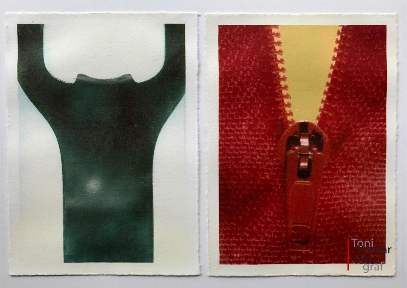 Y - Obridor d'ampolles   y - Cremallera vermella - Alfabet - Toni Pomar. Alfabet