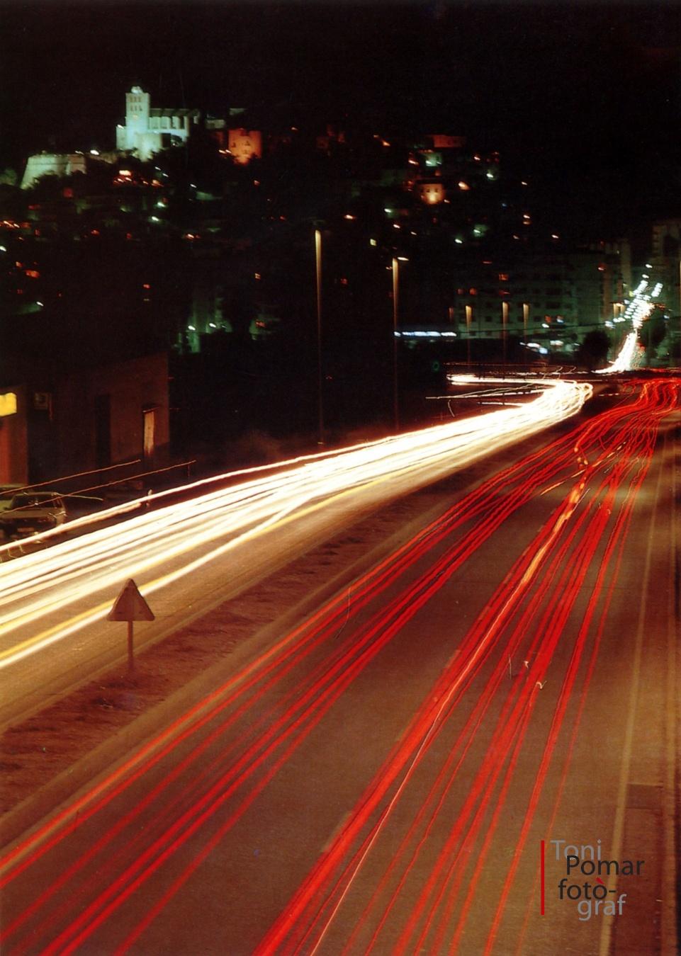 Evasió per l'autopista general que et conecta amb el paisatge de Washington - Eivissa as New York - Eivissa as New York