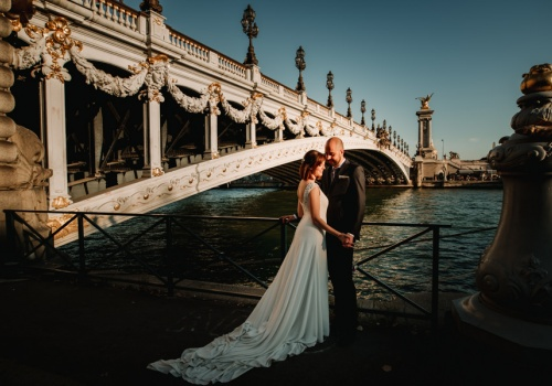 Ester + Javier. París