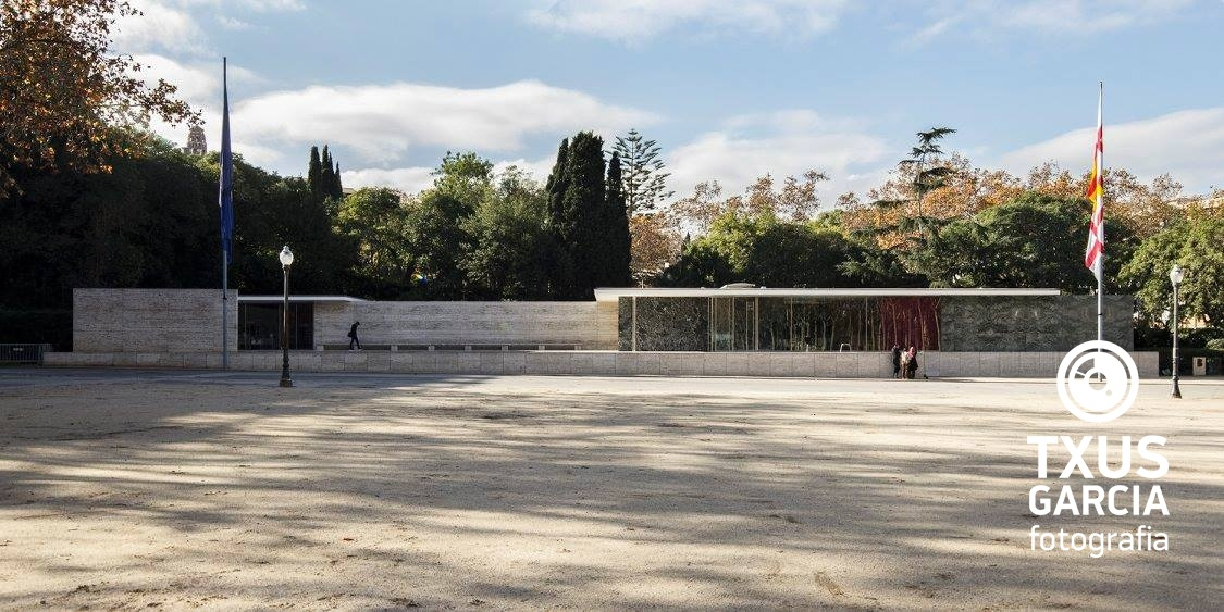 Pavelló Barcelona Mies Van Der Rohe (Barcelona) - Txus Garcia, Fotografia