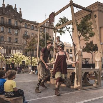 Teatre Nu - El Patufet (Fira Mediterrània - Manresa) 5/10/2018
