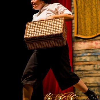 Teatre Nu - En Patufet (i els seus pares)(Fira Mediterrània de Manresa) 10/10/19