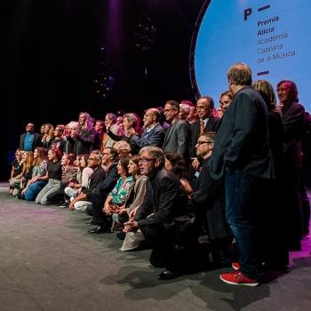 Premis Alícia (Teatre Atlàntida - Vic) 21/9/19