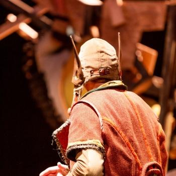 La faula de l´'esquirol - La Baldufa (Teatre Conservatori - Manresa) 16/10/2020