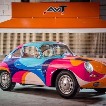 Porsche by Jaime Gili