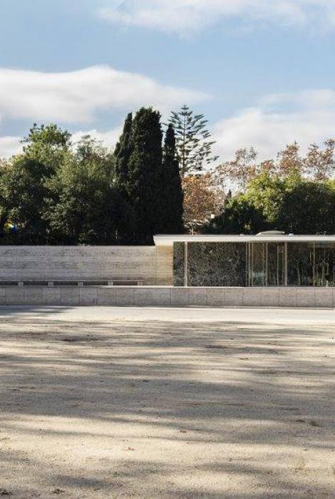 Pavelló Barcelona Mies Van Der Rohe (Barcelona)