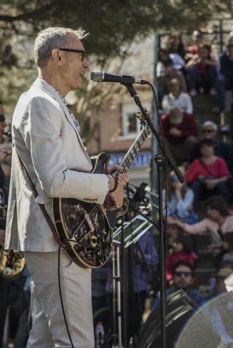 Amadeu Casas - Festival de Jazz de Terrassa - 19/09/2017