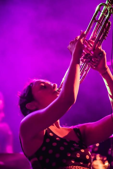 Balkan Paradise Orchestra (La Fumera - Sallent) 7/9/2018