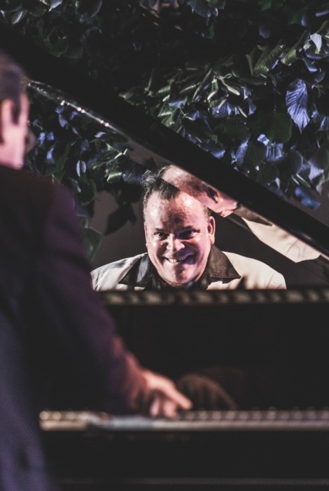 Mike Sánchez & Lluís Coloma (Festival de Blues de Cerdanyola) 28/09/2018
