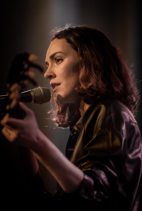 Núria Graham (Sala Stroika - Manresa) 26/03/2021