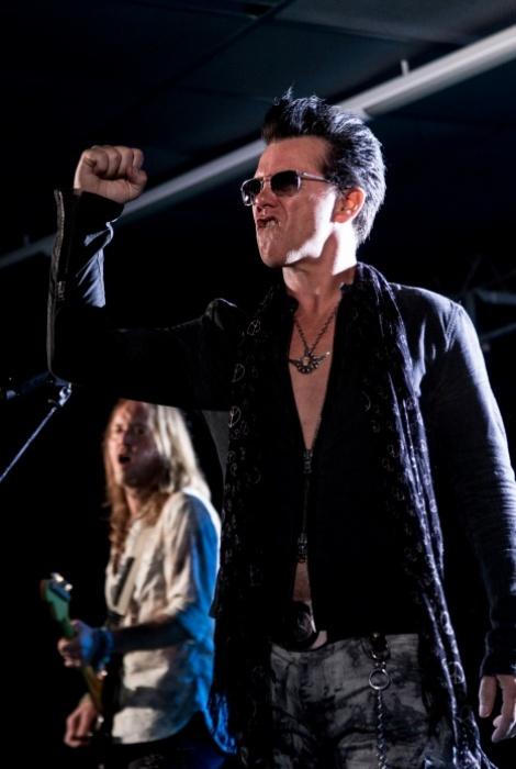 Mike Farris (Calella Rock Fest) 13/10/2018