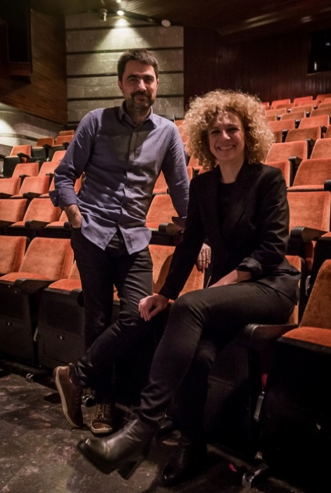 Carme Canela & Joan Monné (Mam circuit - Sala Plana de l´Om - Manresa) 11/1/2019