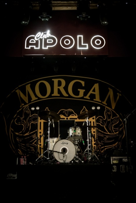 Morgan (Sala Apolo - Barcelona) 12/01/2019