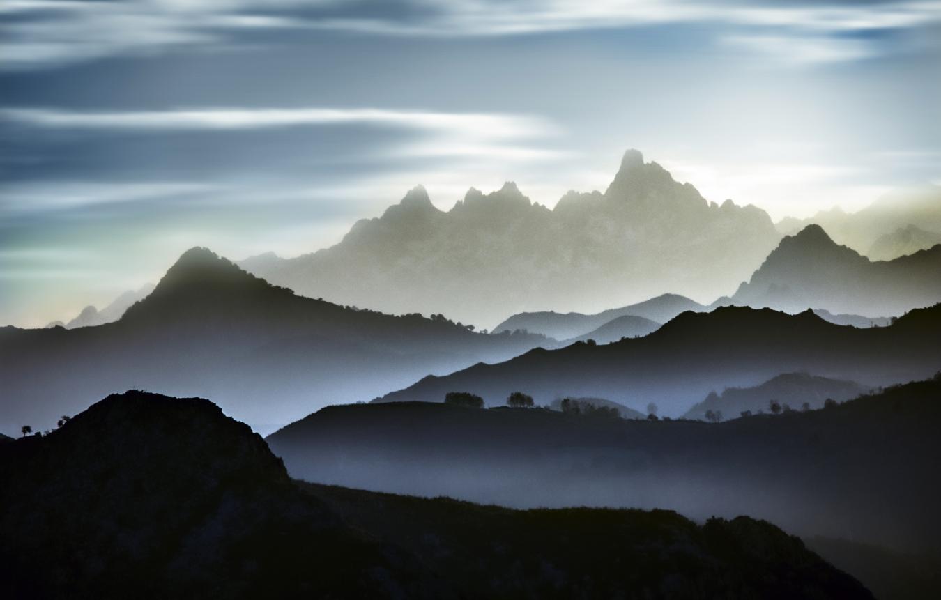 Cordillera Cantábrica-Asturias (E) - Paisajes - Urbano Suárez,  FineArt Photography