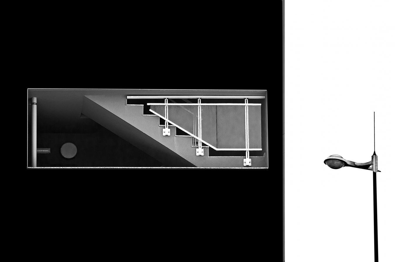 Cullera-Valencia (E) - Arquitecturas - Urbano Suárez,  FineArt Photography