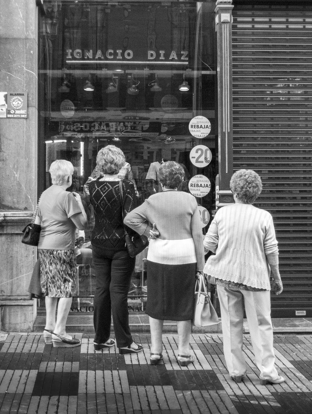 Avilés-Asturias 2018 (E) - Street-b&w - Urbano Suárez,  FineArt Photography