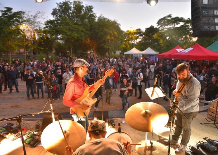 Sr. Blues Festival, barrio del Polígono de Toledo, 2018 06 09