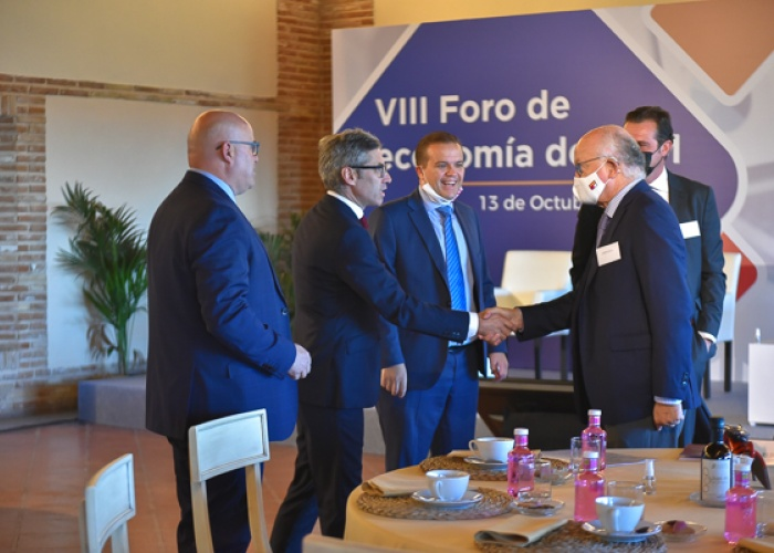 13 de octubre de 2021: VIII Foro Economía AEFC-LM