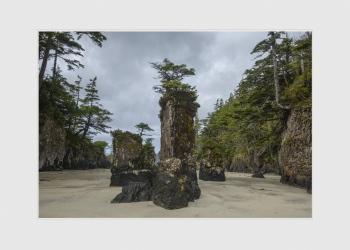 FINE ART - The standing rocks