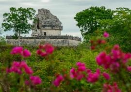 Astronomical temple. Chichén Itzá