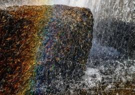 Chaotic rainbow
