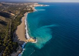Playas desde el aire