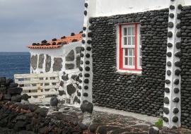 Lajido. Pico Island