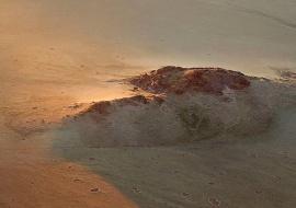 Amanecer. Desierto del Namib
