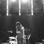 Fotografía concierto Eva del canto La campa Santander