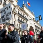 Fotografía manifestación Santander