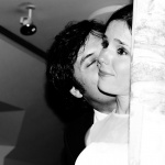 Beso boda en el Deluz Santander