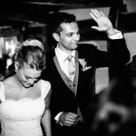 Novios reportaje de boda en Cantabria