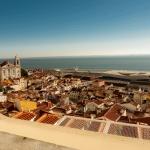 Lisboa desde un mirador